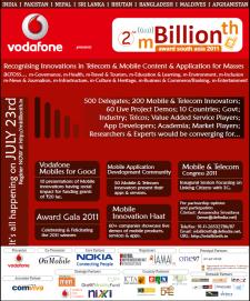 mBillionth at Delhi