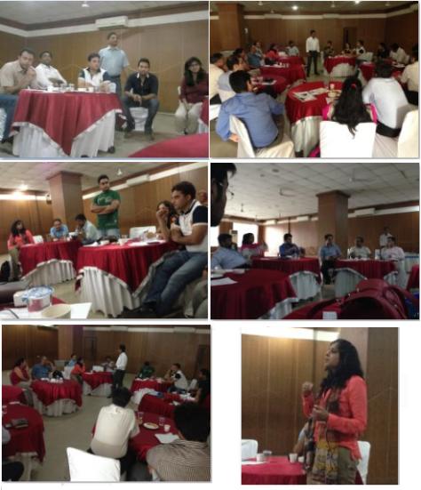 PeerStrat May 17 2014 Delhi
